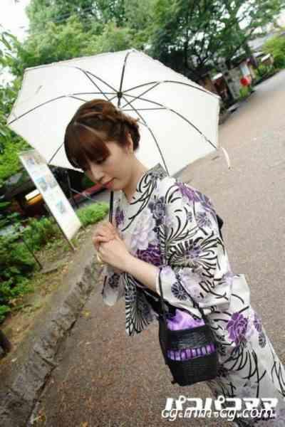 Pacopacomama 081412-714 京都の専業主婦が元彼と再会で避妊具なしでズッコン 市井彩乃