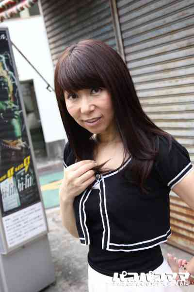Pacopacomama 111612-780 五十路バツイチ美魔女の痴態 上野多佳子