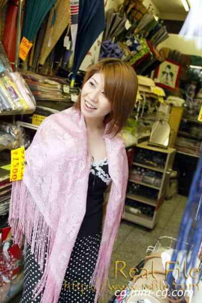 Real File 2003 r025 YUKO KATO 加藤 ゆうこ