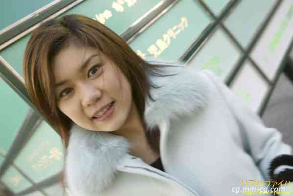 Real File 2005 r105 MAMI ENDOU 遠藤 まみ