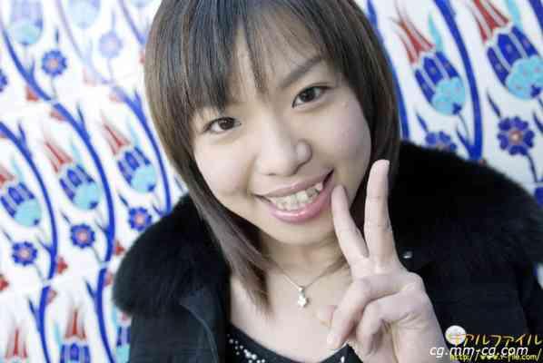 Real File 2005 r109 AMI NAKAMURA 中村 あみ