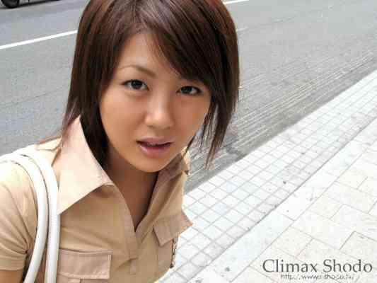 Shodo.tv 2004.08.06 - Girls - Rumi (留美) - カラオケ店員
