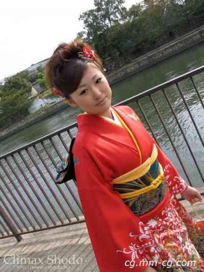 Shodo.tv 2006.01.10 - Figure - Aimi (亜衣美) - 晴れ着
