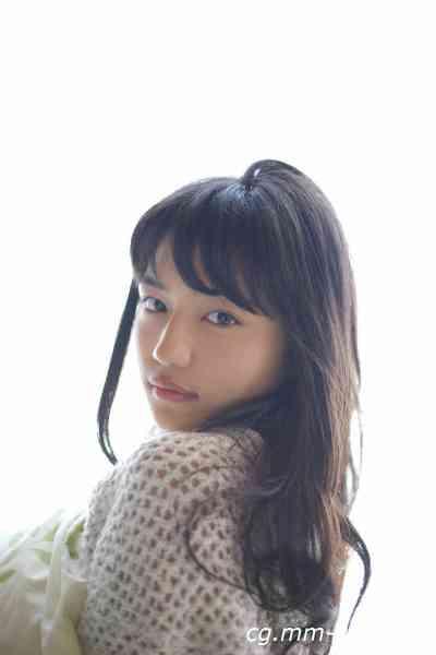 Wanibooks 2012.10月号 No.100 川口春奈 Haruna Kawaguchi