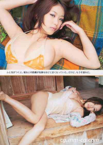 Weekly Playboy 2010 No.52 武井咲 西田麻衣 丸高愛実 池田夏希 明日花キララ