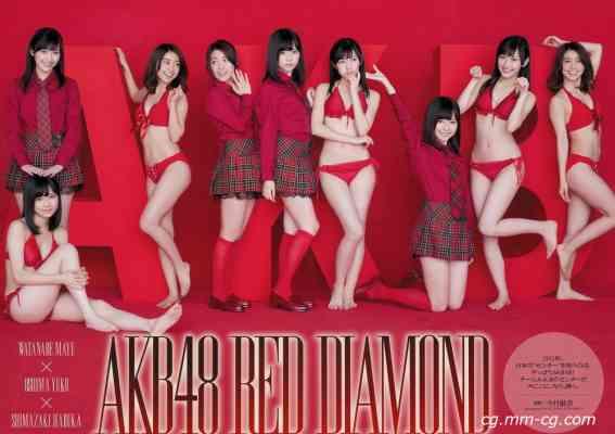 Weekly Playboy 2013 No.01-02 AKB48 芹那 木村文乃 原幹恵 杉本有美 他