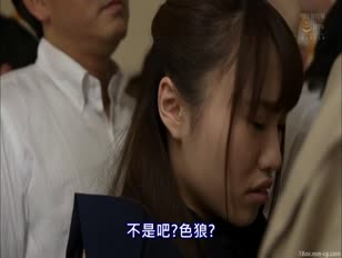 PRED-101-[中文]從背後被痴漢揉胸的巨乳女大生 相澤夏帆 相沢夏帆